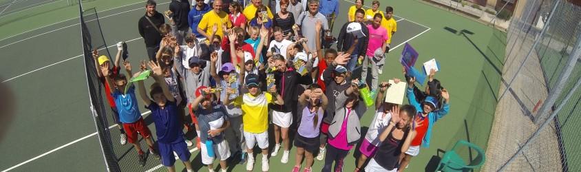 Tournoi de tennis balle d'or de chartreuse