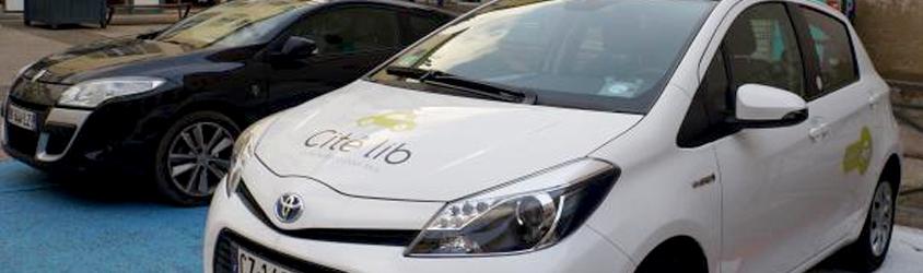 cité lib, le service d'auto partage du pays voironnais