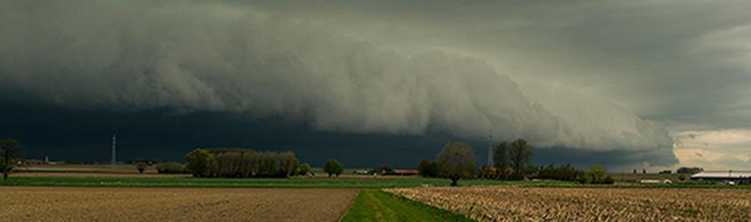 Les risques météo à Voiron