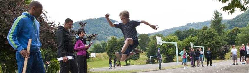 Les sports de la ville de Voiron